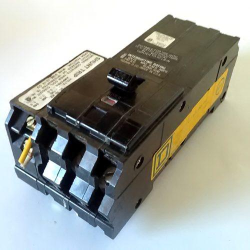 Siemens 2 Pole 20 Amp 120/240 VAC HACR Type QP Common Trip