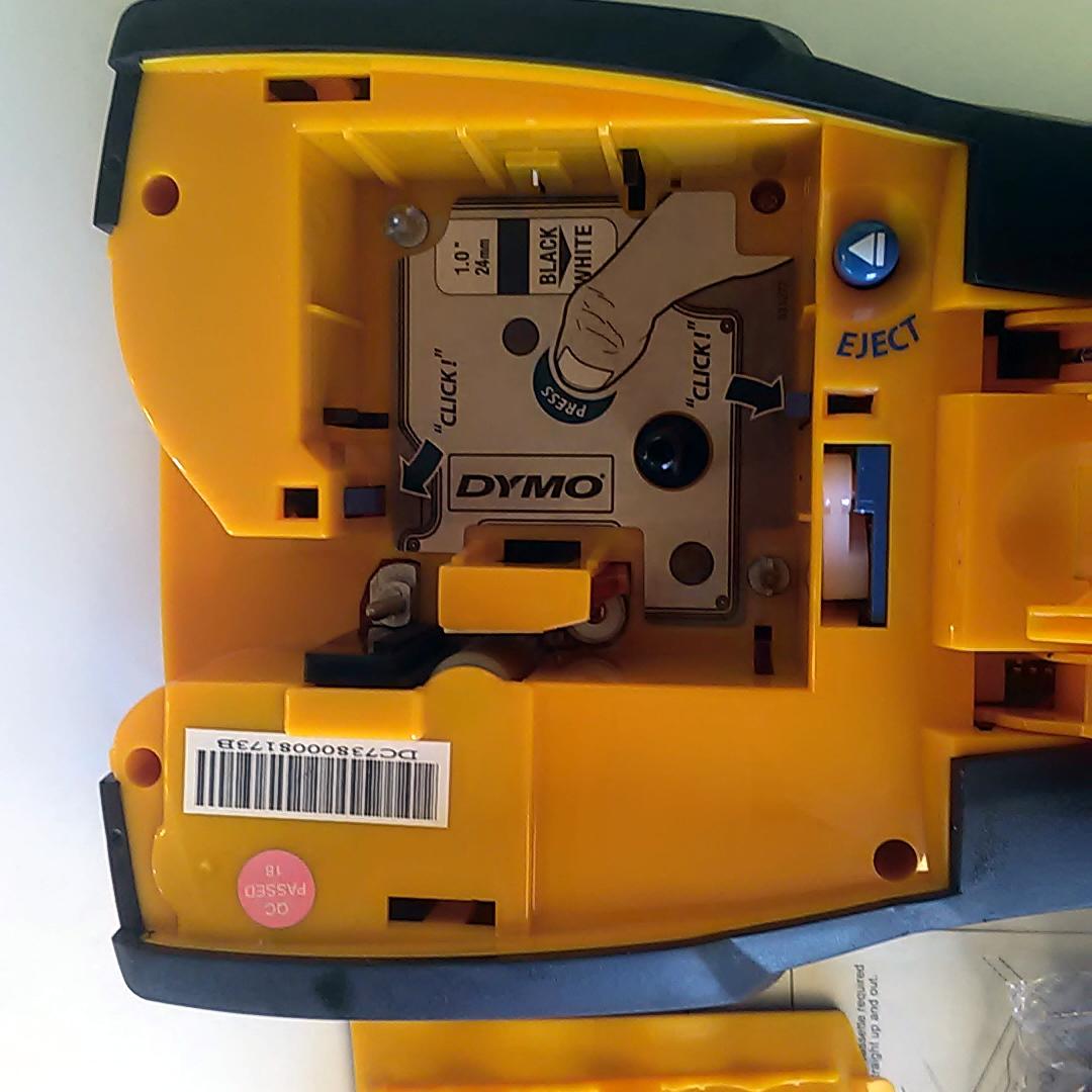DYMO RHINO 6000 Professional Label Thermal Printer W/ Li