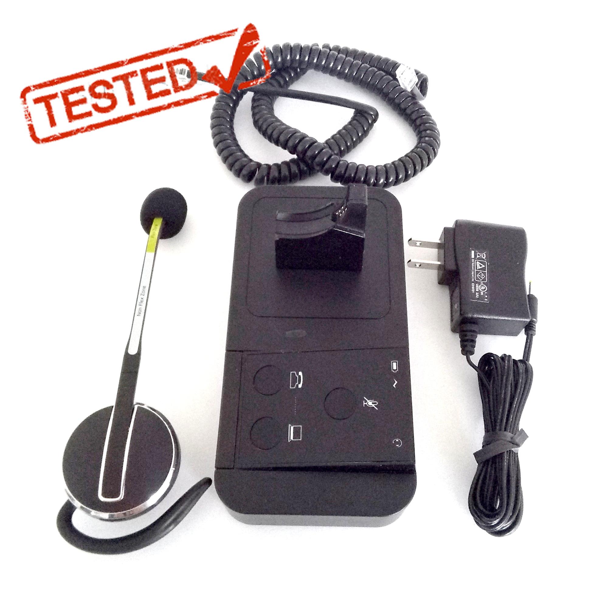 Jabra PRO 9450 Flex Mono Noise Canceling Wireless Earhook Headset