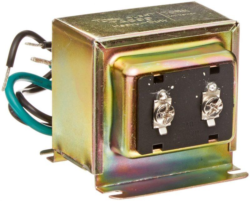 Tork Transformer, 40 VA Rating, 120VAC Input Voltage, 24VAC Output Voltage