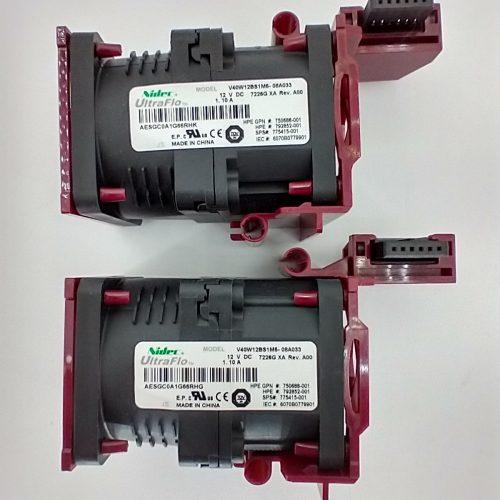 HPe Cooling Fan DL360 G9 775415-001 792852-001 750688-001