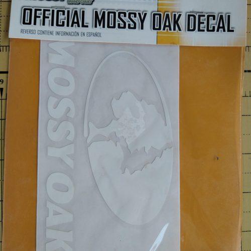 Mossy Dak Decal